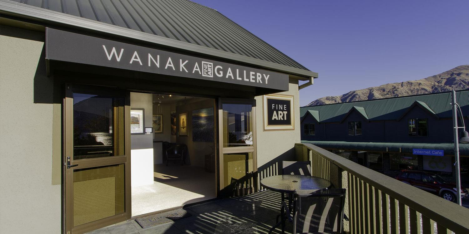 Wanaka Art Gallery - Fine Art in Wanaka
