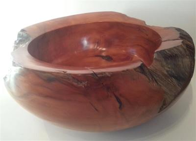 Matai Bowl by Jim Robbie
